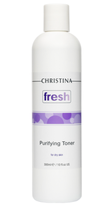 PURIFYING TONER FOR DRY SKIN