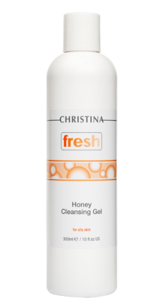HONEY CLEANSING GEL FOR OILY SKIN