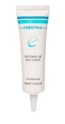 RETINOL E EYE CREAM FOR MATURE SKIN