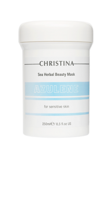 SEA HERBAL BEAUTY MASK AZULENE FOR SENSITIVE SKIN