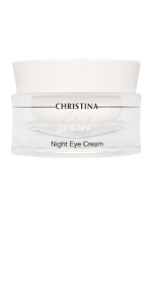 WISH NIGHT EYE CREAM