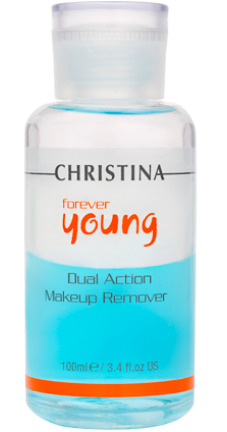 FOREVER YOUNG DUAL ACTION MAKEUP REMOVER